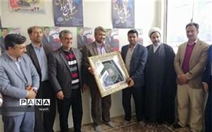 مدیر و معاونین آموزش و پرورش چناران با نماینده منتخب مردم در مجلس شورای اسلامی دیدار کردند