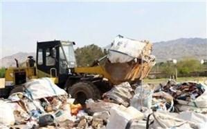 تخریب 20 مرکز غیرمجاز تفکیک زباله در بخش خاوران