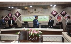 صیاد سلامی به سمت سرپرست معاونت آموزش ابتدایی معرفی شد