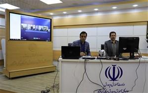 تشریح سیاستهای کرمانشاه در راستای فعالیتهای شبکه (شاد) و فرآیند آموزش در فضای مجازی