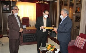 رئیس جدید اداره آموزش و پرورش عشایر فارس منصوب شد