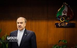 پیام تسلیت مسعود سلطانی فر در پی به شهادت رسیدن وزیر ورزش و جوانان یمن