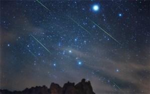 """آسمان، امشب میزبان بارششهابی """"چنگی"""" است"""