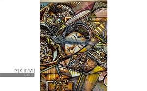 نمایشگاه مجازی نقاشی دبیرستان صابرین منطقه 1