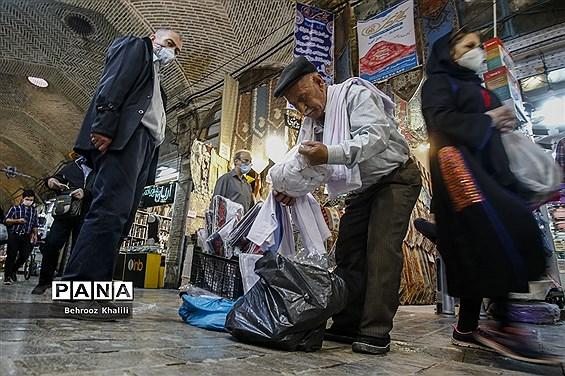 بازگشایی بازار بزرگ تهران