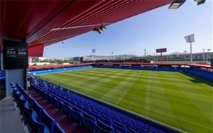 کرونا ورزشگاه خانگی بارسلونا را تغییر میدهد