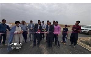 اجرای پروژه ساماندهی و آسفالت معابر روستایی  در رامشیر