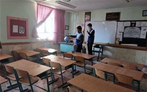 قدردانی سازمان بسیج دانشآموزی درخصوص پیام تبریک مقام معظم رهبری بهمناسبت روز معلم