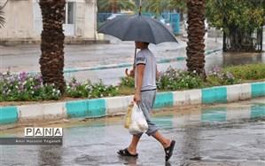 رگبار پراکنده و وزش باد در مازندران ادامه دارد