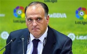 شوک بزرگ به تیمهای لالیگا؛ فوتبال اسپانیا تا پایان سال بدون تماشاگر شد