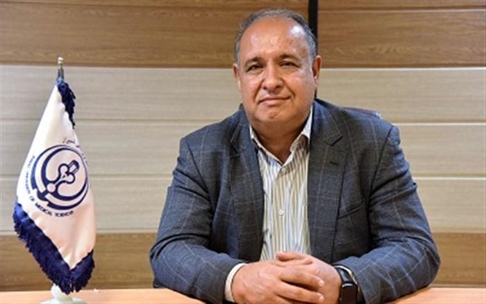 همتی معاون دانشگاه علوم پزشکی شیراز