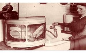 چه کسی ماشین ظرفشویی را اختراع کرد + تصویر
