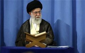 پخش زنده محفل انس با قرآن با حضور رهبر انقلاب  از امروز