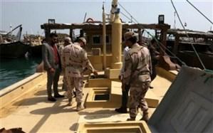۷۰ هزار لیتر سوخت قاچاق در آبهای بوشهر کشف شد
