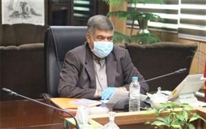 توزیع غذای گرم و بسته های حمایتی با مجوز قرارگاه امام حسن مجتبی(ع)اسلامشهر