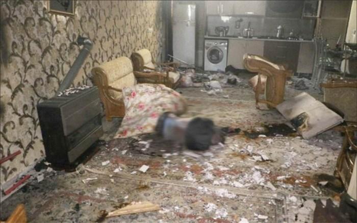 ماجرای جنایت وحشتناک در خانه ویلایی!
