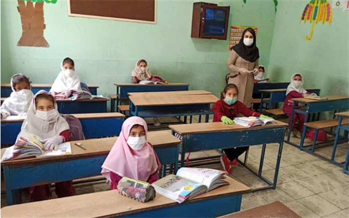 برگزاری کلاس درس با رعایت فاصله گذاری اجتماعی