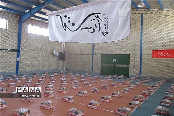 اولین مرحله رزمایش کمک مومنانه به همت ناحیه مقاومت سپاه خوسف