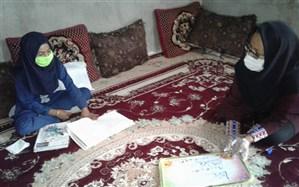 عشق آموزش به دانشآموزان من را در تعطیلات کرونایی به مدرسه در روستا کشاند
