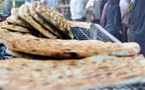 توصیههای کرونایی؛ هنگام خرید نان مواظب باشید به غیر از خودتان فرد دیگری به نانها دست نزند