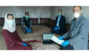 همت معلمان عشایری آذربایجان غربی در راستای استمرار آموزش