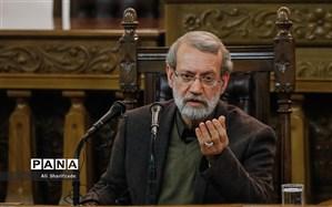 لاریجانی: فحش و توهین سوءاستفاده از آزادی و این جرم است