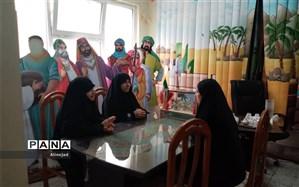 مجله مجازی فعالیت های دارالقرآن حضرت زهرا(س) در منطقه چهار   راه اندازی می شود