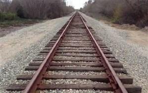 افتتاح خط دوم راه آهن قزوین کرج بعد از ۶ سال