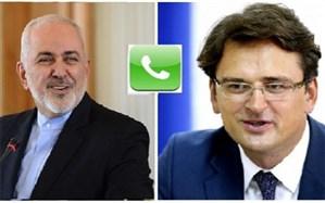 بررسی پرونده سقوط هواپیمای اوکراینی در گفتوگوی وزرای امور خارجه ایران و اوکراین
