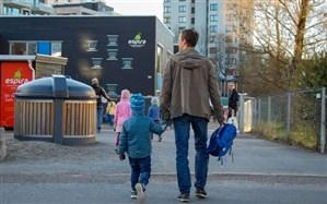 بازگشایی مدارس ابتدایی در نروژ