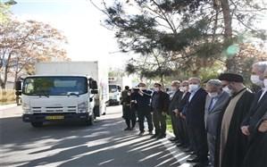 اهدای ۱۰ هزار بسته حمایتی از طرف اتاق بازرگانی تبریز