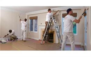 کاهش ۸۰ درصدی تقاضای تزئینات داخلی ساختمان درپی شیوع ویروس کرونا