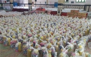 توزیع 500 بسته معیشتی کالا، ویژه کارگران البرزی آسیب دیده از کرونا