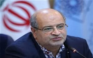 کاهش ۵ درصدی آمار بستری مبتلایان به کرونا در تهران
