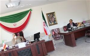 تشکیل جلسه کارگروه توزیع کتب آموزش و پرورش شهرستان فیروزکوه