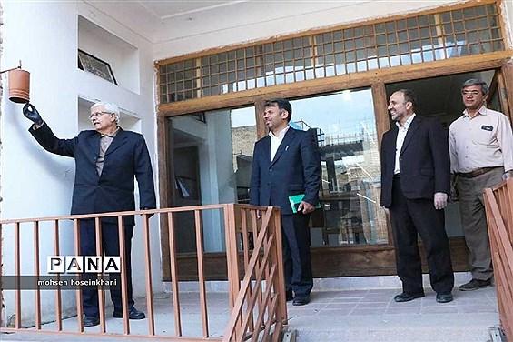 بازدید مدیرکل آموزش و پرورش قزوین از موزه فرهنگ و آموزش