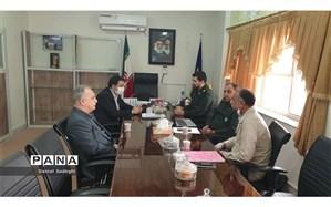 انعقاد تفاهمنامه نوسازی مدارس خوزستان با قرارگاه پیشرفت و آبادانی سپاه پاسداران