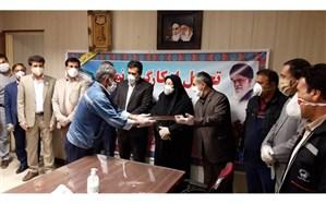 کارگران نمونه شرکت توزیع نیروی برق استان کهگیلویه و بویراحمد تجلیل شدند