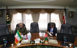 اهدای تجهیزات بهداشتی و درمانی ویژه کرونا توسط ایران به افغانستان