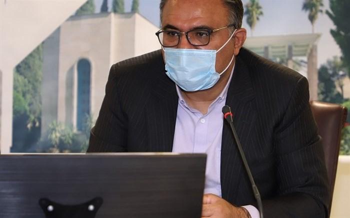 رییس دانشگاه علوم پزشکی شیراز