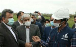 استاندار مازندران خبر داد: اختصاص زمین برای توسعه باند فرودگاه ساری