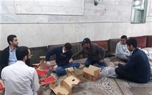 تشریح برنامه های گروه جهادی منتظران شهرستان ری