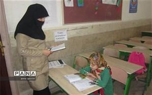 کرونا حریف عشق معلم البرزی به دانش آموزش نشد