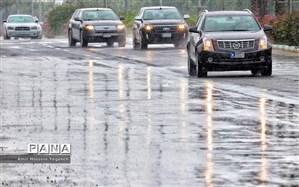 بارش ۲۵ میلیمتر باران در ۱۸ دقیقه رگبار سهشنبه شب تهران