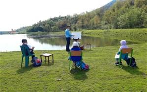 تجلیل از معلمان صومعه سرائی با رعایت فاصله گذاری اجتماعی برگزار می شود