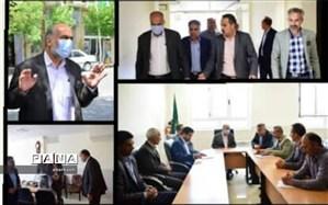 تشریح فعالیت مجازی معلمان  ابرکوه در سامانه شاد با حضور نماینده مجلس