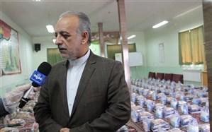 توزیع 3 هزار بسته غذایی بین دانش آموزان محروم استان خراسان جنوبی