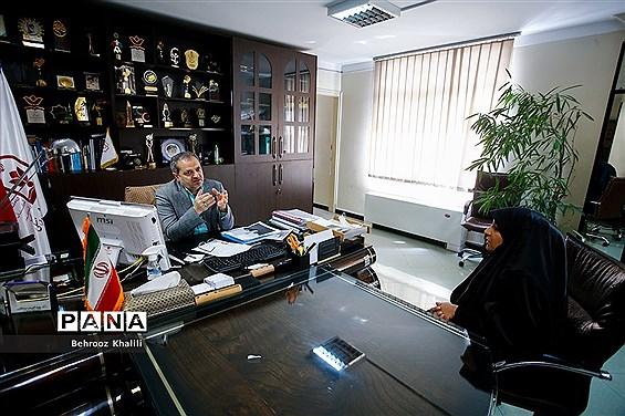 مصاحبه اختصاصی پانا با معاون پرورشی و فرهنگی وزیر آموزش و پرورش