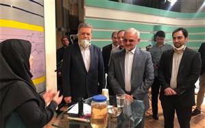 حاجی میرزایی: مدرسه تلویزیونی ایران یک گام موثر به عدالت آموزشی است