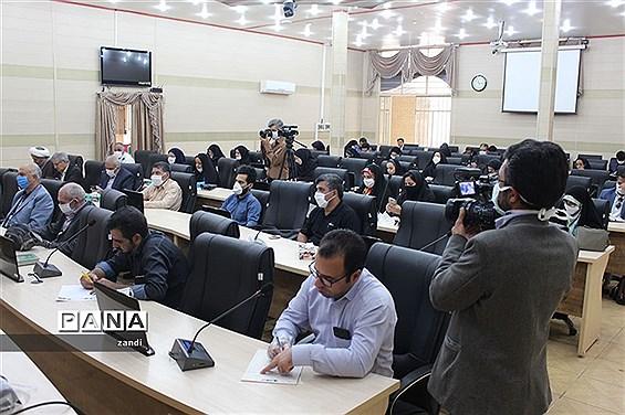 مصاحبه مطبوعاتی با مدیرکل آموزش و پرورش استان کرمان